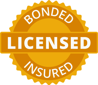 Fully Licensed Bonded and Insured